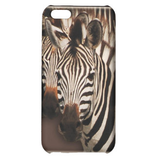 Zebra photography cover for iPhone 5C