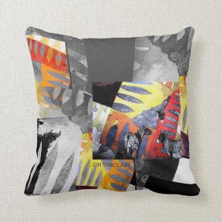 ZEBRA pillow by CR SINCLAIR