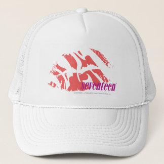 Zebra Pink Trucker Hat