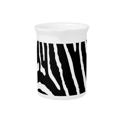 Zebra Pitcher