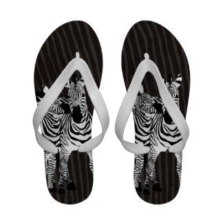 Zebra Play Sandals