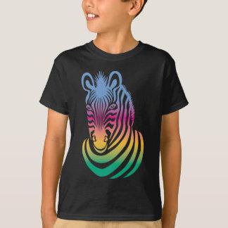 Zebra Portrait T-Shirt