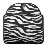 zebra print animal pattern cheetah leopard MacBook pro sleeves