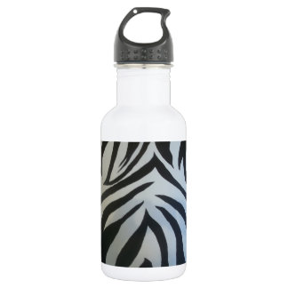 Zebra print by Liberty Stainless Steel Water Bottle
