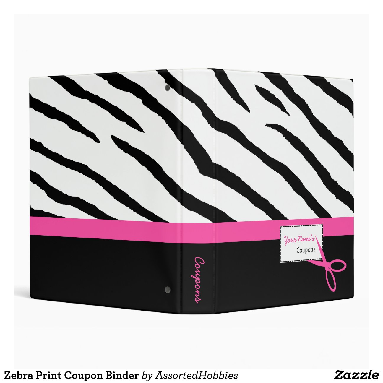 photo relating to Coupon Binder Printable identified as Leopard print coupon binder : Pizza offers in just peterborough
