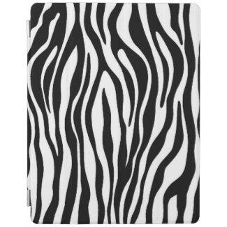 Zebra Print Design iPad Cover