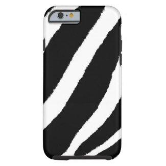 Zebra Print Design iPhone 6 Case