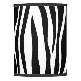 Zebra Print Design Lamp Shade