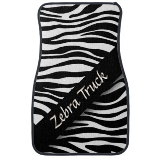 Zebra Print Design Personalized