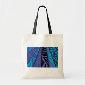 Zebra Print Different colors Add Text Tote Bags
