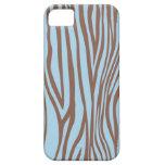Zebra Print iPhone 5 Cases