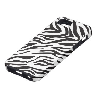 Zebra Print iPhone 5 iPhone SE/5/5s Case