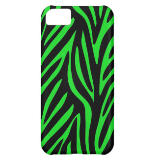 Zebra Print iPhone 5C Case