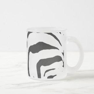 Zebra Print Mug