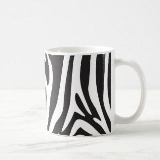 Zebra Print Mugs