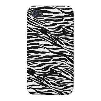 zebra print phone case