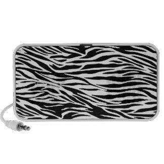 Zebra Print Speaker
