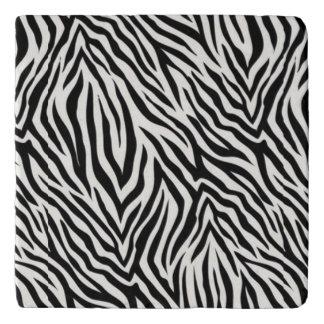 Zebra Print Trivet