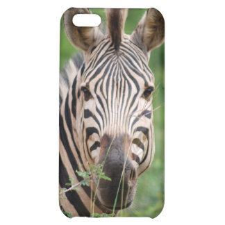 Zebra profile case for iPhone 5C