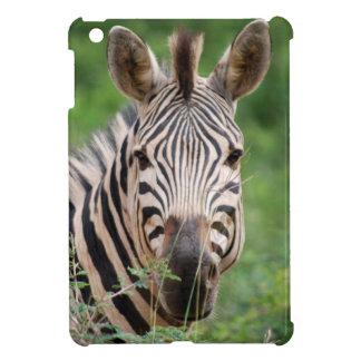Zebra profile iPad mini cases