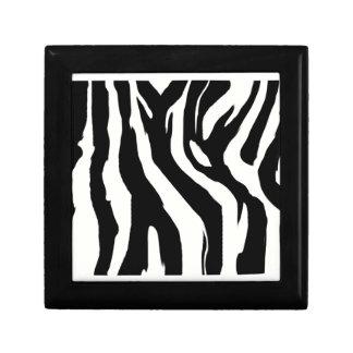 Zebra (programming language) keepsake box