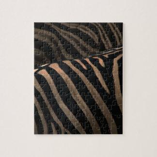 Zebra Puzzle-Puzzle de diseño zebra Puzzle Con Fotos