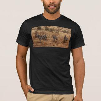 Zebra Safari Cute African Classy Stripes T-Shirt