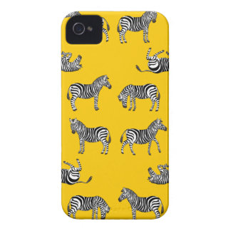 Zebra selection iPhone 4 cover