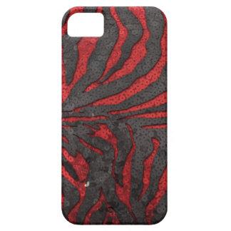 Zebra Sequins iPhone 5 Covers