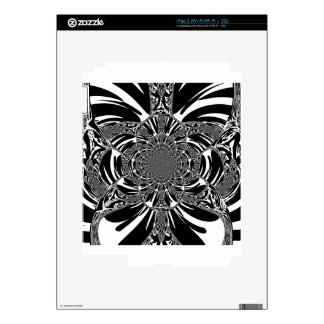 Zebra Skin For The iPad 2