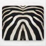 Zebra skin (#2) mousepad