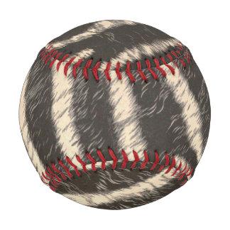 Zebra Skin Baseball