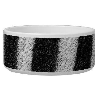 Zebra Skin Bowl