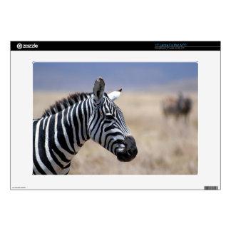 """Zebra Skin For 15"""" Laptop"""