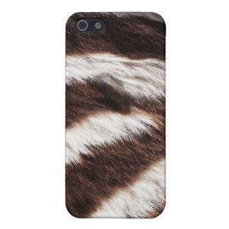 Zebra Skin iPhone 4 Case