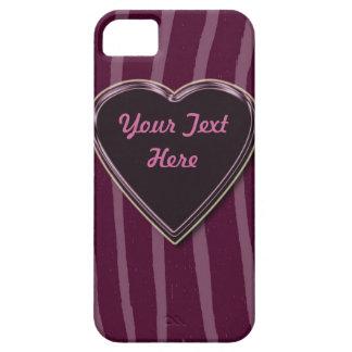 """Zebra Skin lilac/deep/pink""device skin/cases.* iPhone SE/5/5s Case"