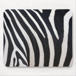 Zebra Skin Mousepad