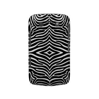 Zebra Skin Style Pattern Blackberry Bold Case