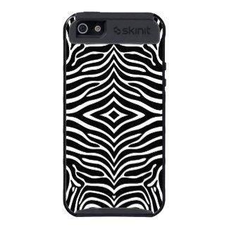 Zebra Skin Style Pattern iPhone 5 Case iPhone 5 Case