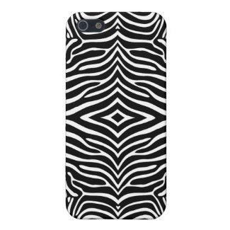 Zebra Skin Style Pattern iPhone 5 Case iPhone 5 Cases