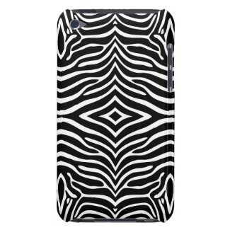 Zebra Skin Style Pattern iPod Touch Case