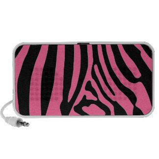 Zebra Speakers