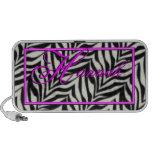 Zebra Speaker- customize