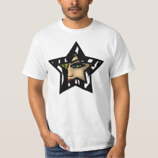 Zebra Star T-Shirt