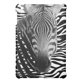 zebra stripe  cover for the iPad mini