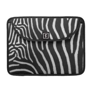 "Zebra Stripe Pattern 13"" MacBook Sleeve Sleeve For MacBook Pro"