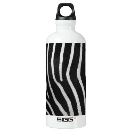 Zebra Stripe Pattern SIGG Traveler 0.6L Water Bottle