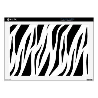 Zebra Stripe Decal For Laptop