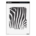 Zebra Stripe Skin Pattern iPad 3 Custom Skin iPad 3 Decals