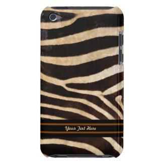 Zebra Stripe Speck  iPod Touch -  Customize iPod Touch Case-Mate Case